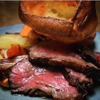 Meats at Temper Restaurant, Sunday Lunch, Sunday Roast, Brunch in London