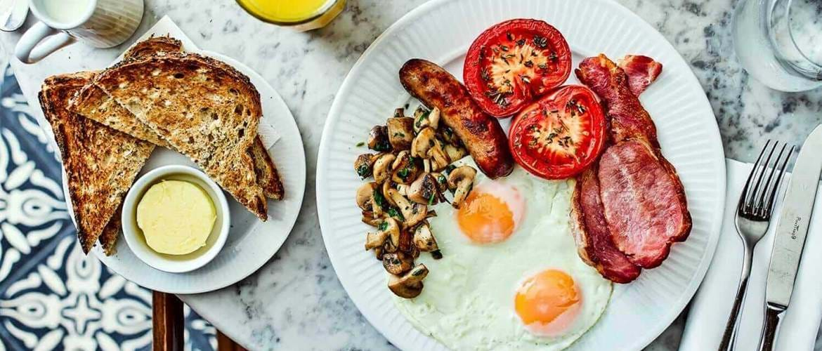 Full English Breakfast at Cote Brasserie | Book Breakfast at Côte | Book Brunch | Book Sunday Lunch |  Bruncher | UK Premium Brunch Guide
