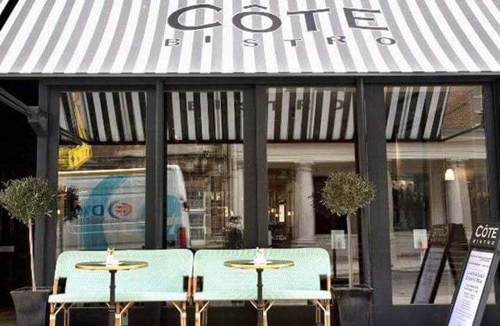Côte Brasserie Richmond| Breakfast in London | Book Breakfast at Côte | Book Brunch London | Book Sunday Lunch |  Bruncher | UK Premium Brunch Guide