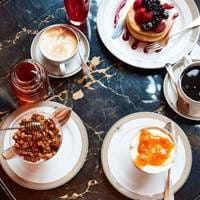 The Wolseley Breakfast