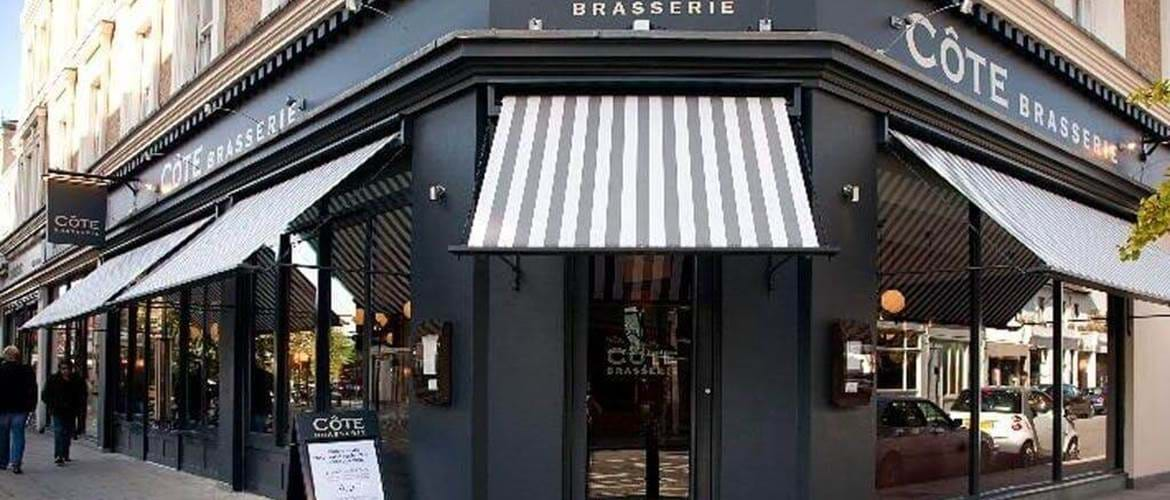 Côte Brasserie Notting Hill | Breakfast | Book Breakfast at Côte | Book Brunch| Book Sunday Lunch |  Bruncher | UK Premium Brunch Guide