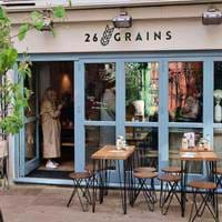 Exterior of 26 Grains
