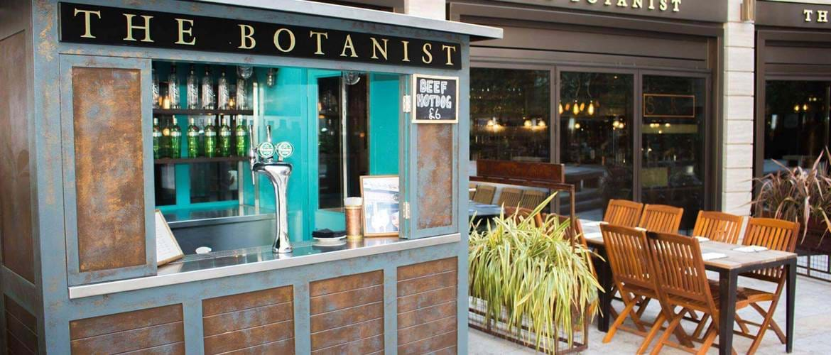 Botanist, Broadgate Circle, Brunch in the City, Brunch near Liverpool Street, Bottomless Brunch, Weekend Brunch