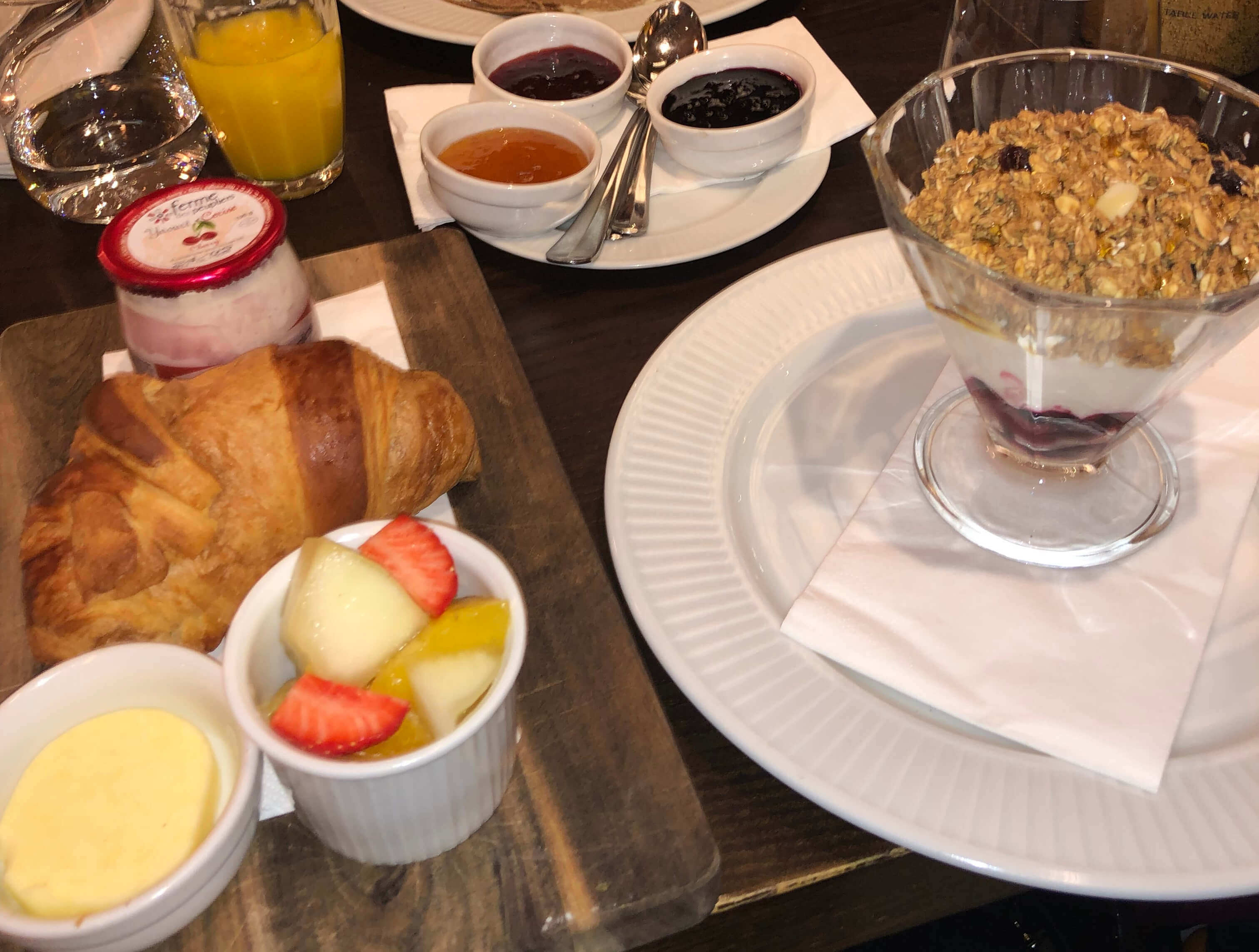 Brunch at Cote | Reasonably priced Brunch near me