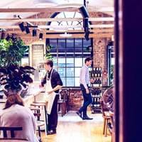 Interior of Antipodea Richmond