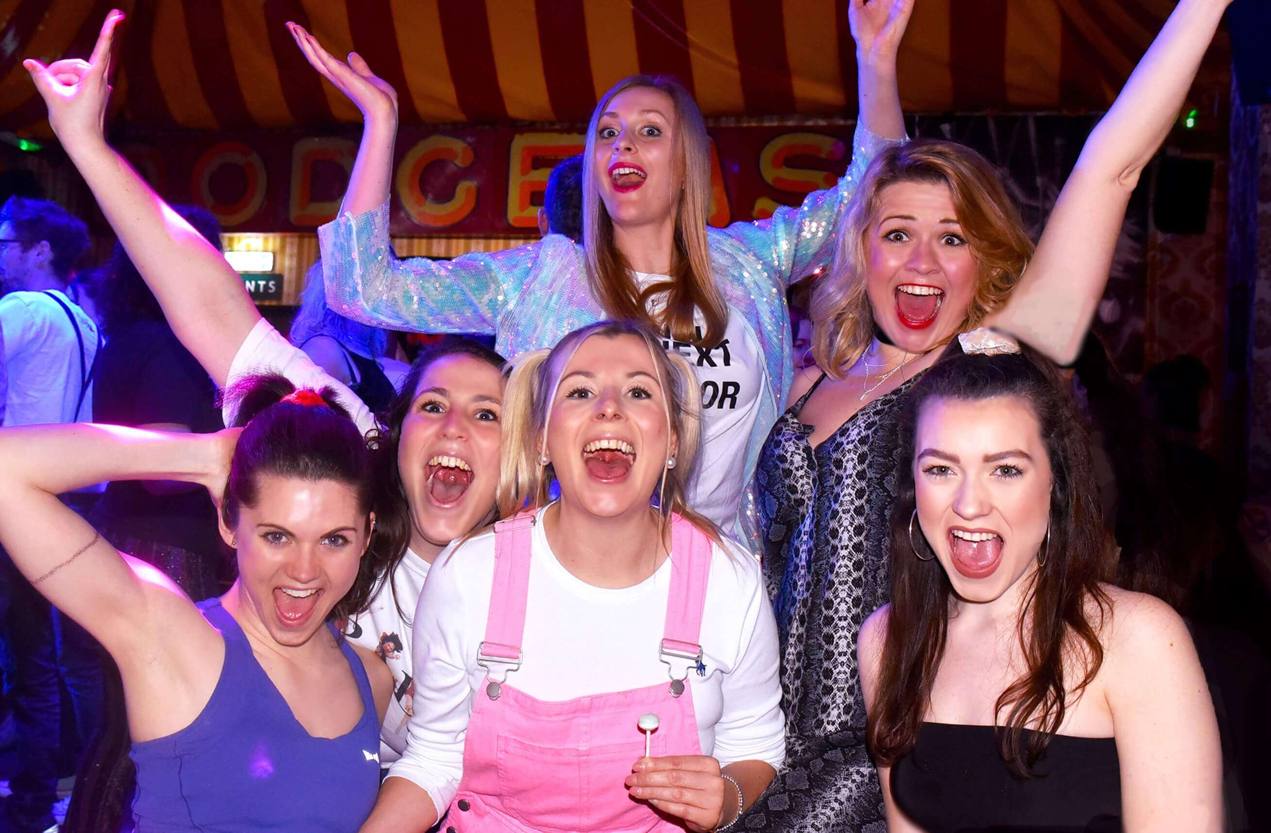 Spice Girls Brunch | Things to do in London this Bank Holiday