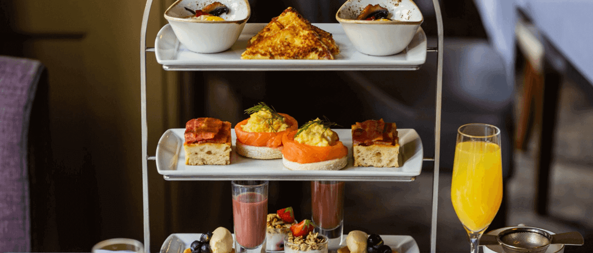 Brunch at The Midland Manchester