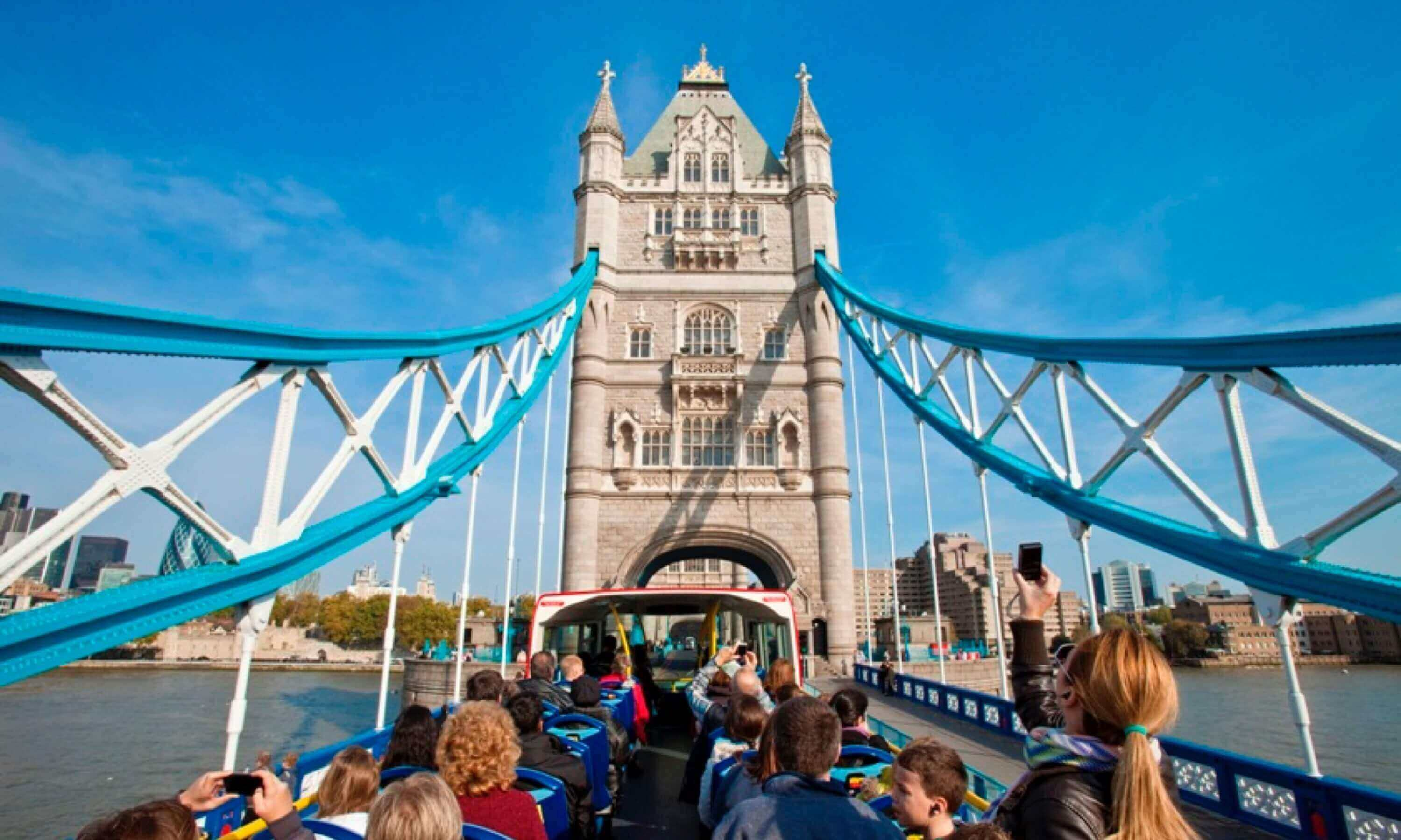 Things to do this summer holiday in London | Sightseeing Bus Tour | Book Now