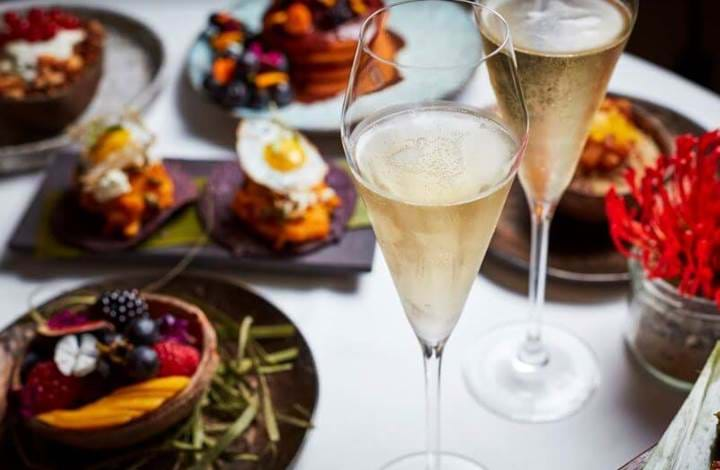 Free glass of Champagne at Zuaya | Book Exclusive Brunch offer