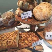 Ottolenghi breads