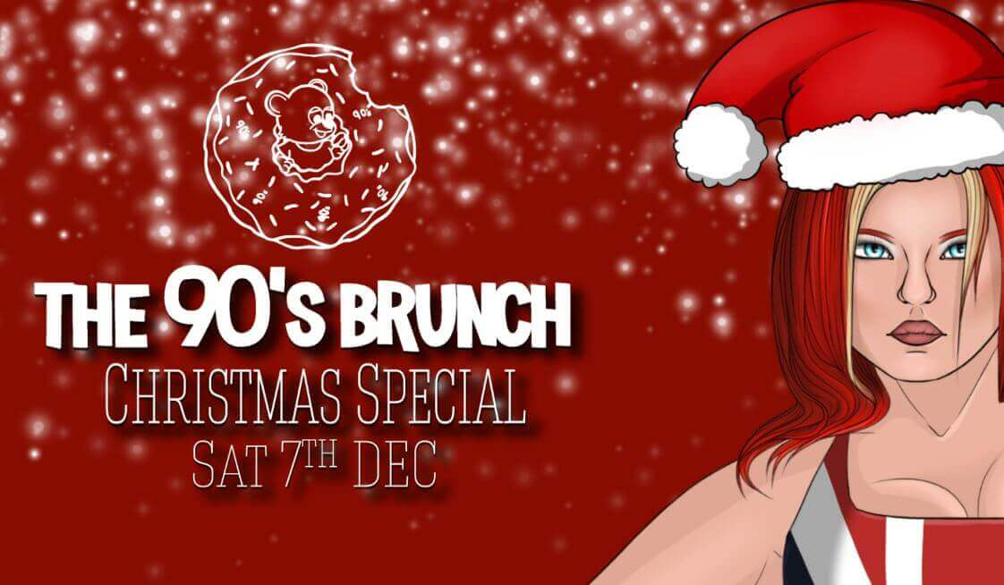 90s Brunch Christmas Special