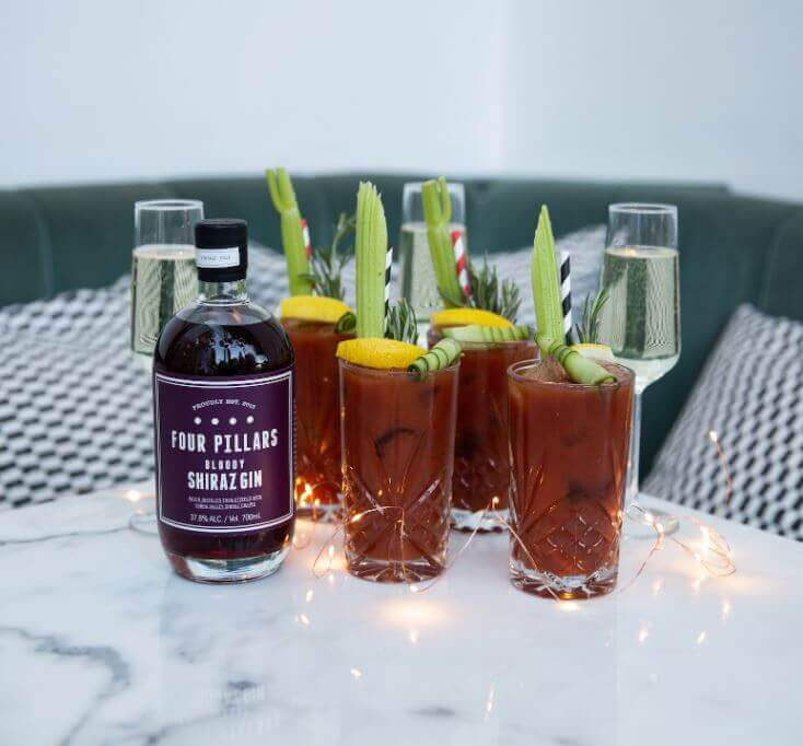 Boxing Day Brunch | Bloody Shiraz Mary's