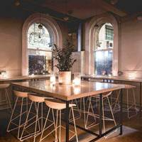 Dining at Coal Rooms