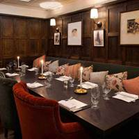 Private Dining at Dean Street Townhouse