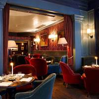 Interior at Dean Street Townhouse