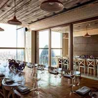 Private Dining at Duck and Waffle