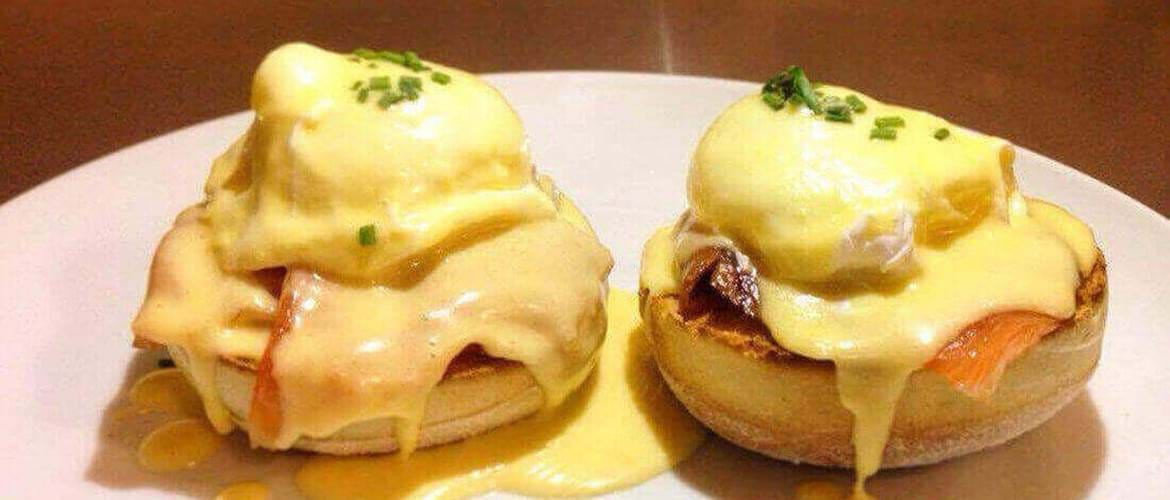 East Avenue Eggs Benedict