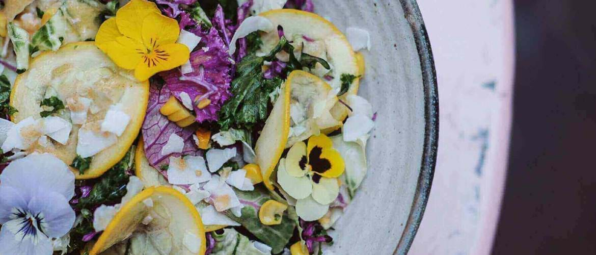 Summer Salad at Farm Girl Notting Hill