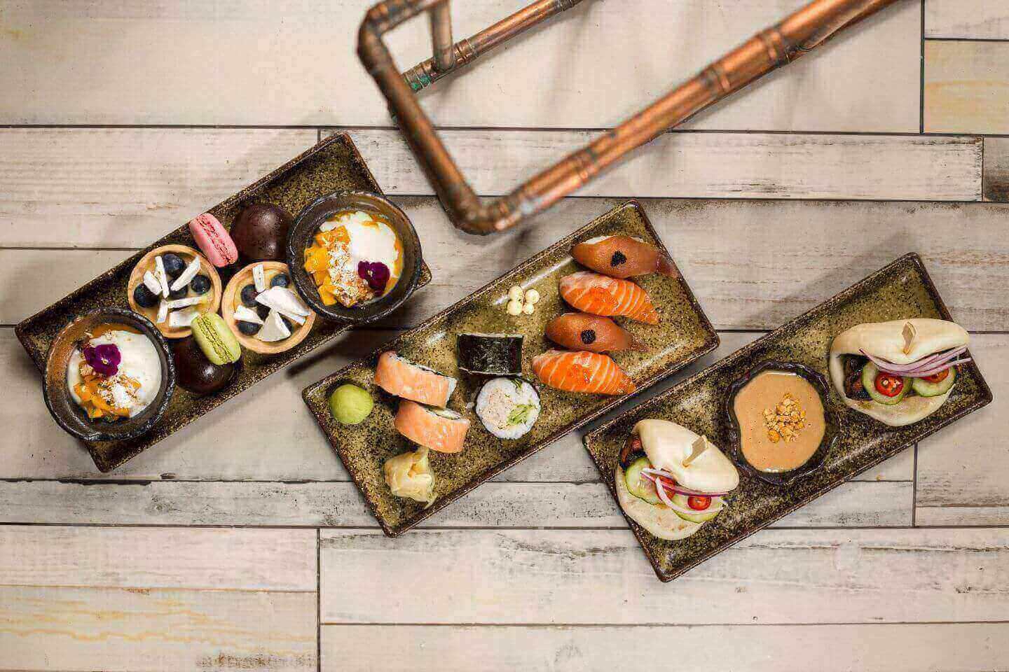 Japanese Brunch at Cottonopolis in Manchester Northern Quarter