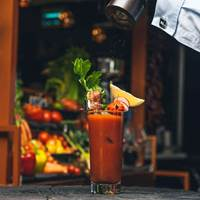 Sea Containers Bloody Mary