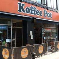 The Koffee Pot exterior