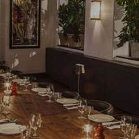 Private Dining at Hixter