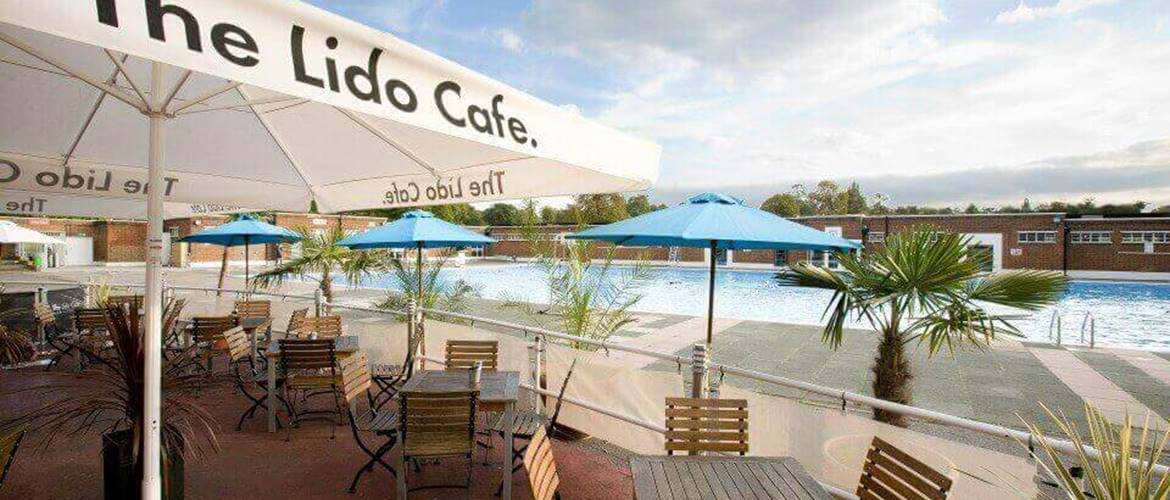 The Terrace at The Lido Cafe