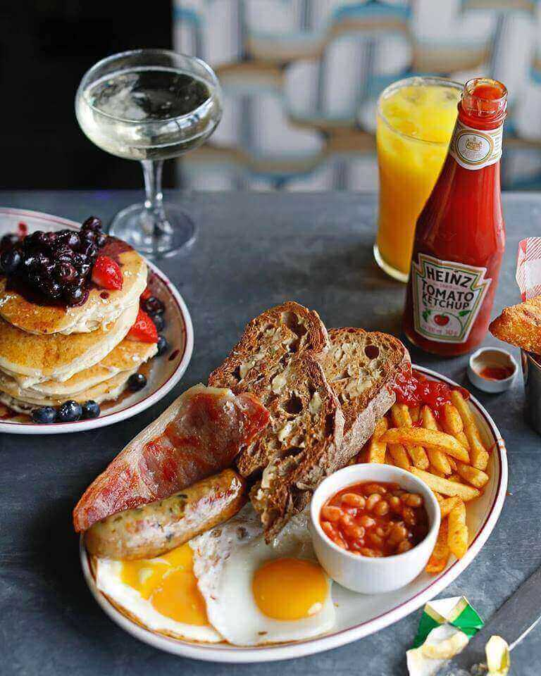 Cheap Breakfast London | Cheap Brunch London