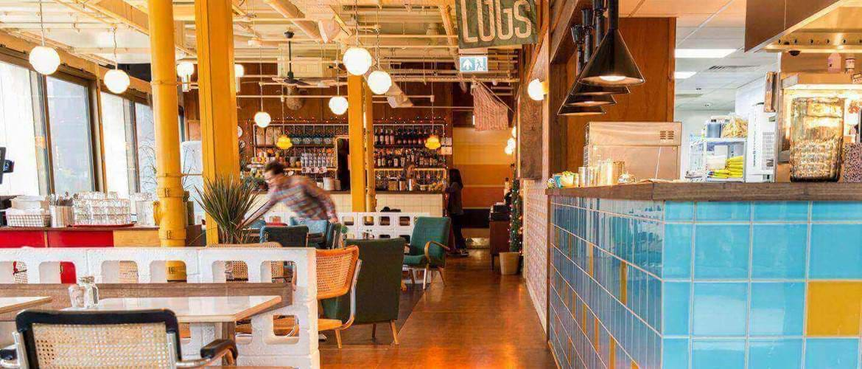 The Breakfast Club Hoxton London Book Brunch