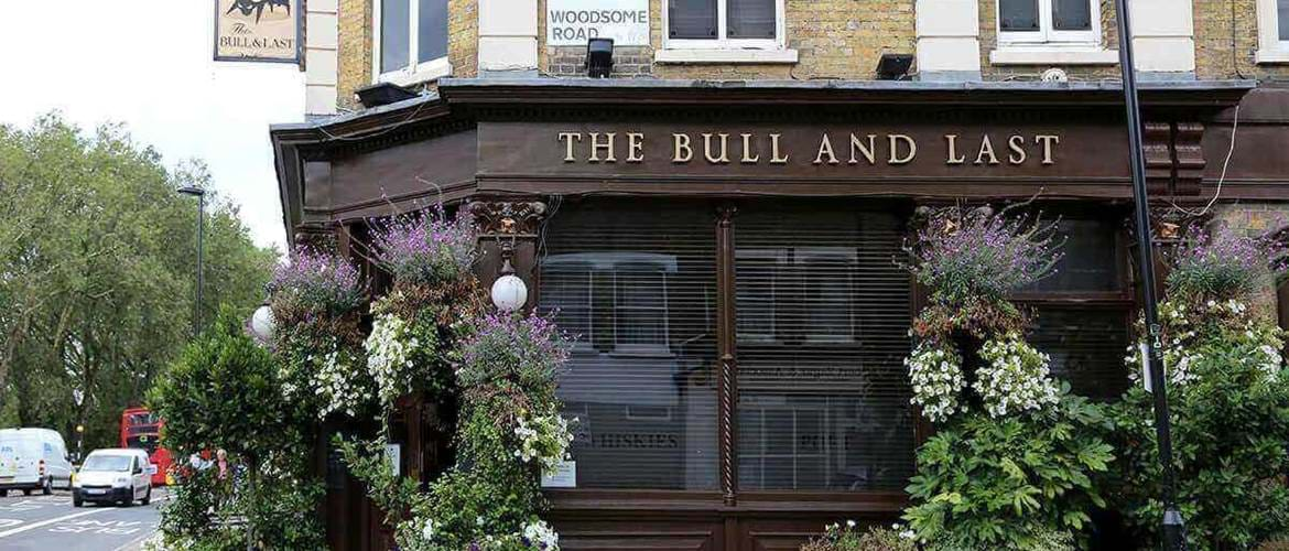 The Bull and Last Outside