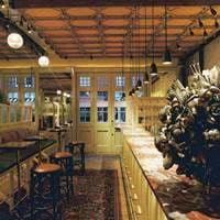 Inside Chiltern Firehouse