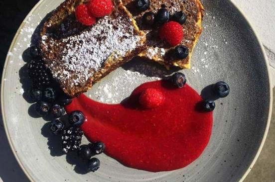 French Toast at Urban Pantry