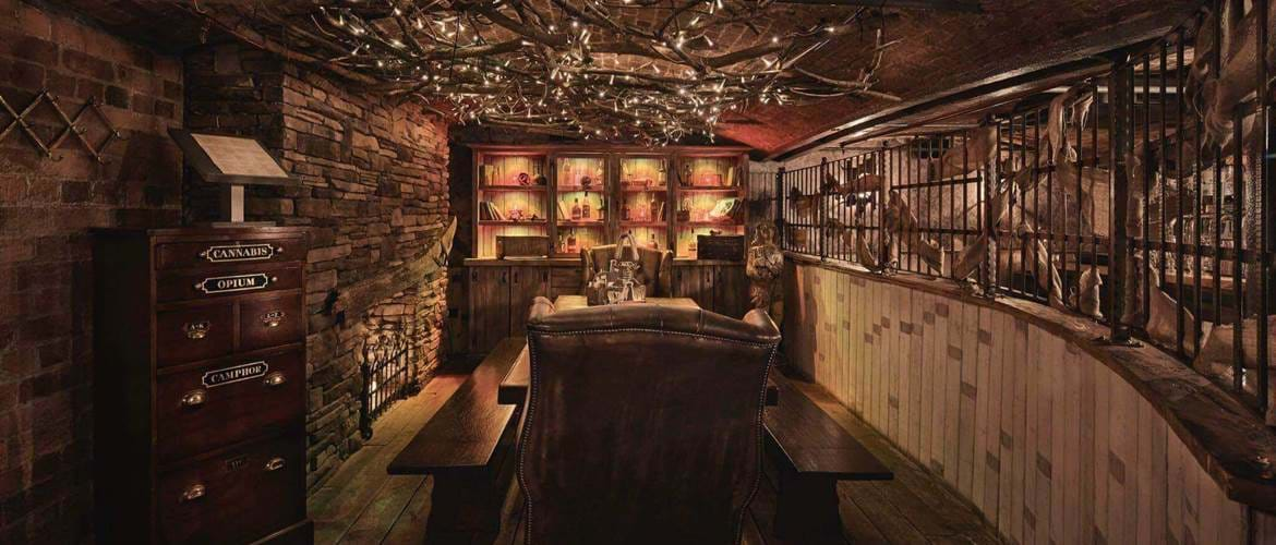 Private Dining at The Smugglers Cove
