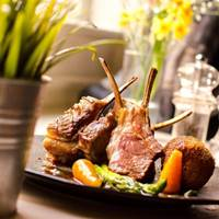 Rack of Lamb at The Monro