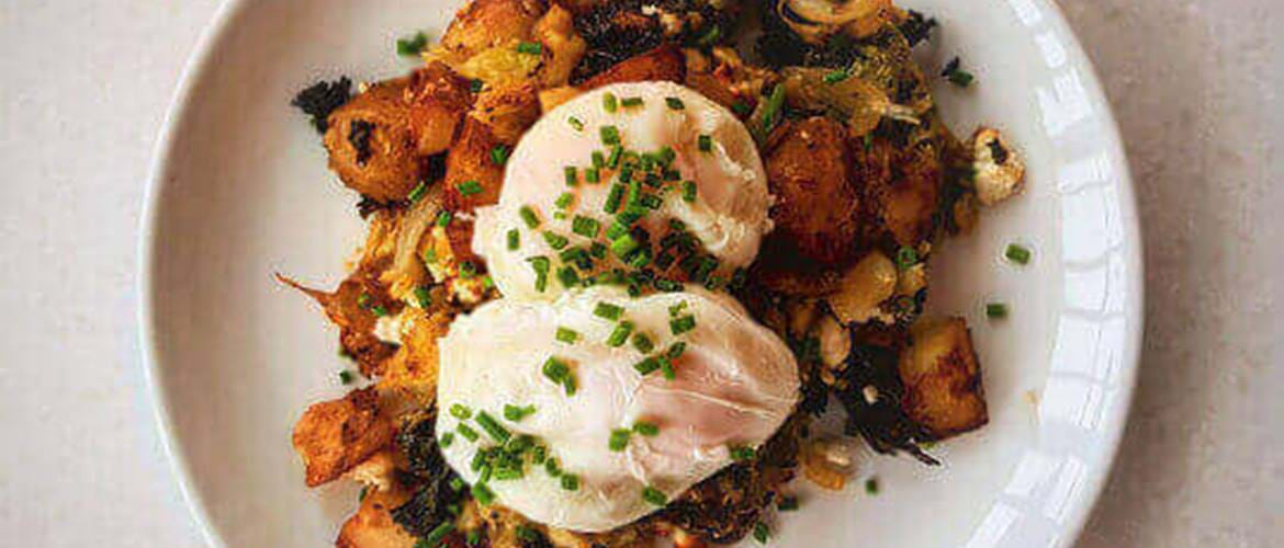 Brunch Scramble at Siren
