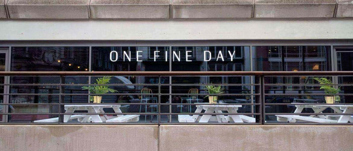 Outside One Fine Day