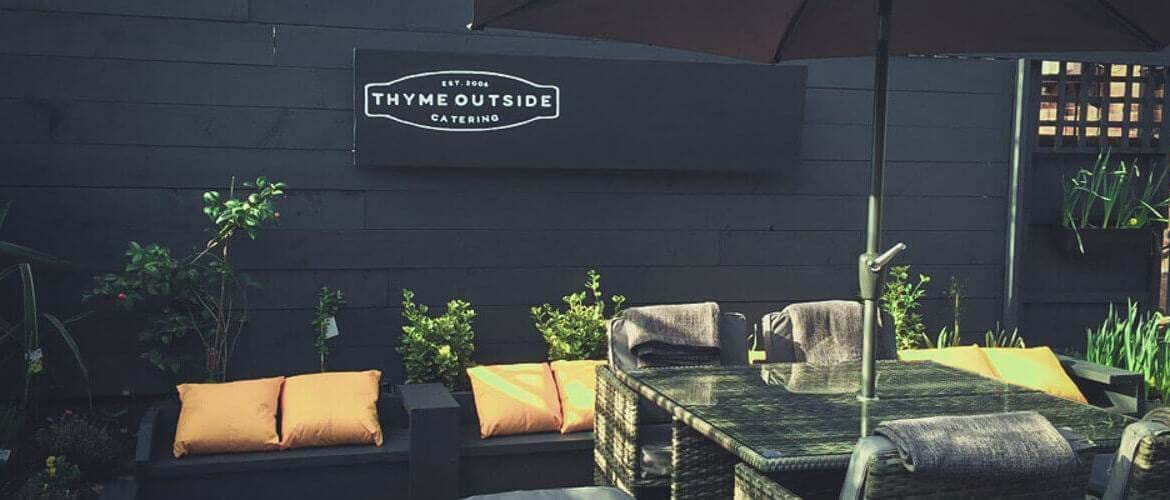 The Garden at Thyme Out