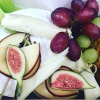 Figs and Cheese at Thyme Out Deli