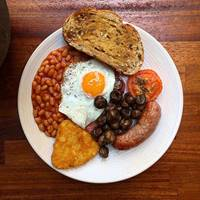 Fry Up at The Beagle
