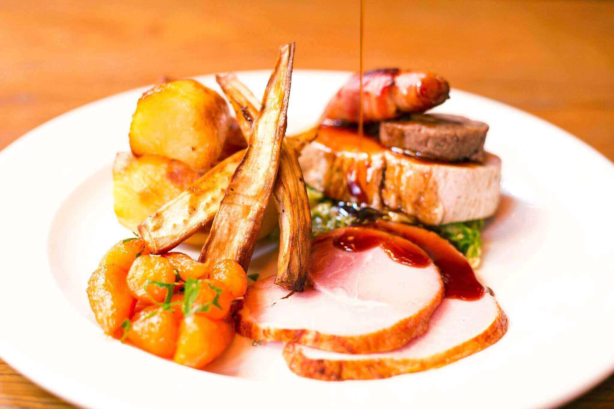 Best Sunday Roast Manchester Uk Guide Traditional Pubs