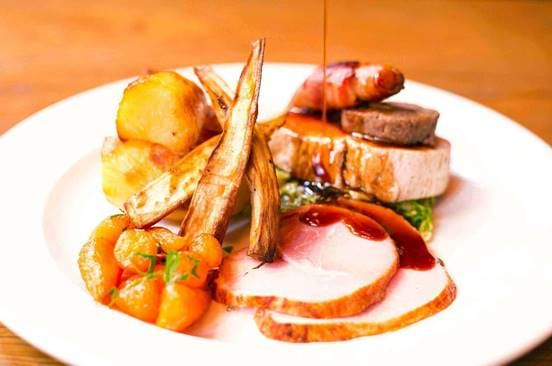 Roast at The Albert Square Chophouse