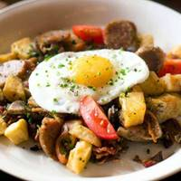 Breakfast Scramble at The Albert Square Chophouse