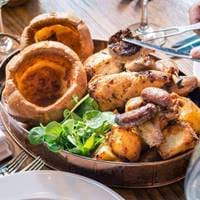 Sunday Roast at The Albert Square Chophouse