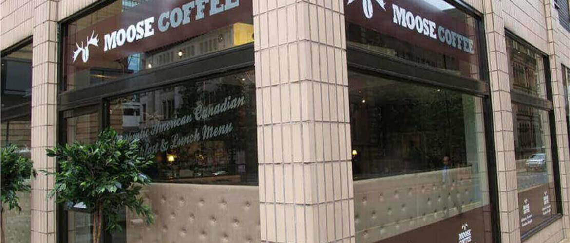 Moose Coffee Manchester exterior