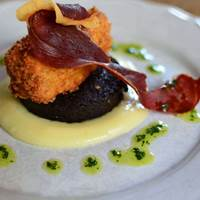 Black Pudding at Roseleaf
