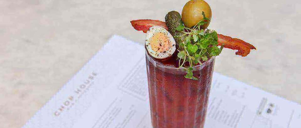 Bloody Mary at Chop House