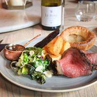 Sunday Roast at Chop House