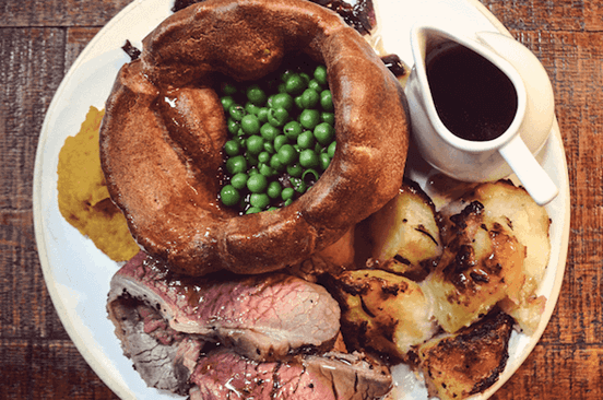 The Sunday Roast at The Plough Harborne