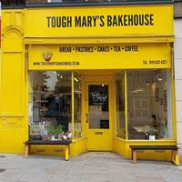 Exterior of Tough Mary's Bakehouse