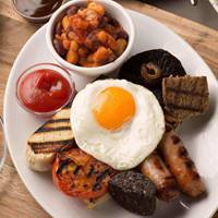 Full English at Cast and Crew